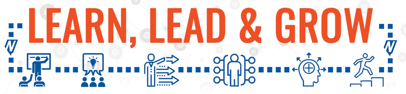 Learn Lead and Grow
