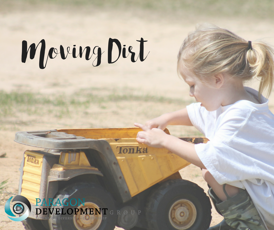 Moving Dirt
